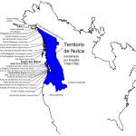Una huella en Alaska