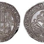 Monedas. El Real de a Ocho