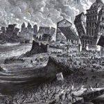 El terremoto de Lisboa, 1755